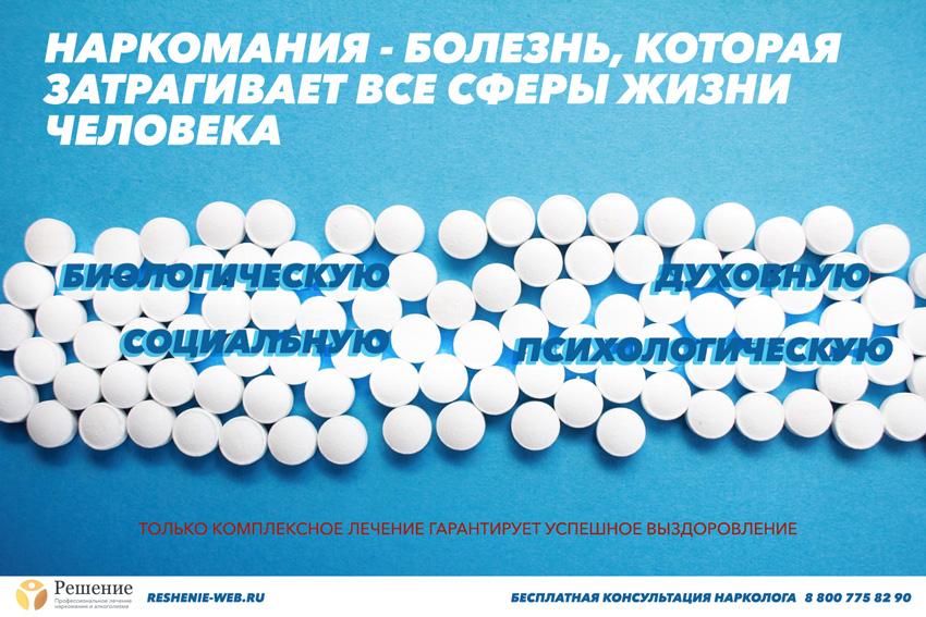 Лечение наркомании московская область наркологическая клиника магадан